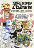 OLE MORTADELO Y FILEMON Nº 190: CHERNOBIL ¡QUE CUCHITRIL!