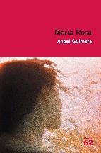 Portada de MARIA ROSA (EBOOK)