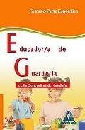Portada de EDUCADOR/A DE GUARDERIA DE LA GENERALITAT DE CATALUÑA. TEMARIO PARTE ESPECIFICA
