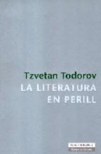 Portada de LITERATURA EN PERILL