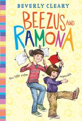 Portada de BEEZUS AND RAMONA