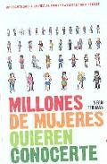 Portada de MILLONES DE MUJERES QUIEREN CONOCERTE