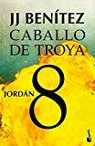Portada de JORDÁN. CABALLO DE TROYA 8