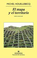 Portada de EL MAPA Y EL TERRITORIO