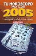 Portada de TU HOROSCOPO PARA EL AÑO 2005