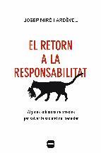 Portada de EL RETORN A LA RESPONSABILITAT (EBOOK)