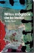 Portada de MITOS MAGICOS DE LA INDIA