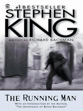 Portada de THE RUNNING MAN