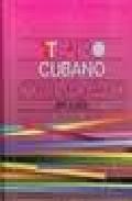Portada de TEATRO CUBANO CONTEMPORANEO: ANTOLOGIA