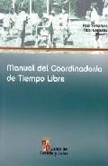 Portada de MANUAL DEL COORDINADOR/A DE TIEMPO LIBRE