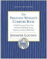 Portada de THE PREGNANT WOMAN'S COMFORT BOOK