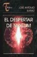 Portada de EL DESPERTAR DE NUXLUM
