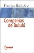 Portada de COMPAÑIAS DE BULILI