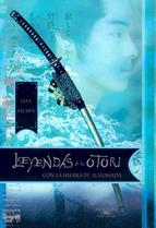 Portada de CON LA HIERBA DE ALMOHADA (LEYENDAS DE LOS OTORI II)  (EBOOK)