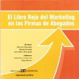 Portada de EL LIBRO ROJO DEL MARKETING EN LAS FIRMAS DE ABOGADOS