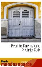 Portada de PRAIRIE FARMS AND PRAIRIE FOLK