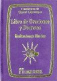 Portada de LIBRO DE ORACIONES Y DECRETOS: MEDITACIONES DIARIAS