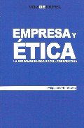 Portada de EMPRESA Y ETICA: LA RESPONSABILIDAD SOCIAL CORPORATIVA