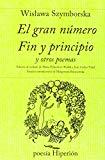 Portada de EL GRAN NUMERO; FIN Y PRINCIPIO Y OTROS POEMAS