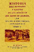 Portada de HISTORIA DEL REBELION Y CASTIGO DE LOS MORISCOS DEL REYNO DE GRANADA