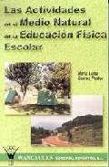 Portada de LAS ACTIVIDADES EN EL MEDIO NATURAL EN LA EDUCACION FISICA ESCOLAR