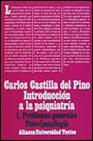 Portada de INTRODUCCION A LA PSIQUIATRIA, T.1