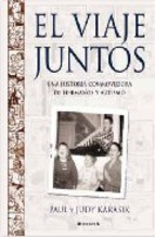 Portada de EL VIAJE JUNTOS: UNA HISTORIA CONMOVEDORA DE HERMANOS Y AUTISMO