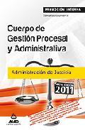 Portada de CUERPO DE GESTION PROCESAL Y ADMINISTRATIVA DE LA ADMINISTRACION DE JUSTICIA . TEMARIO VOLUMEN II