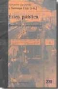 Portada de ETICA PUBLICA