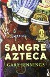 Portada de SANGRE AZTECA