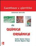 Portada de CUESTIONES Y EJERCICIOS DE QUIMICA ORGANICA. UNA GUIA DE AUTOEVALUACION