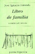 Portada de LIBRO DE FAMILIA