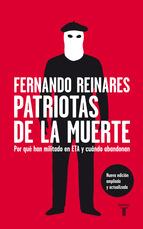 Portada de PATRIOTAS DE LA MUERTE (EBOOK)