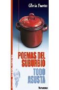 Portada de POEMAS DEL SUBURBIO; TODO ASUSTA