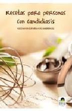 Portada de RECETAS PARA PERSONAS CON CANDIDIASIS