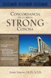 Portada de CONCORDANCIA DE LA BIBLIA STRONG CONCISA - EBOOK