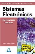 Portada de CUERPO DE PROFESORES DE ENSEÑANZA SECUNDARIA. SISTEMAS ELECTRONICOS. PROGRAMACION DIDACTICA