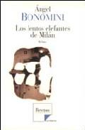 Portada de LOSS LENTOS ELEFANTES DE MILAN