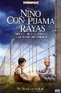 Portada de EL NIÑO CON EL PIJAMA DE RAYAS