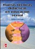 Portada de NUEVAS TECNICAS DIDACTICAS EN EDUCACION SEXUAL