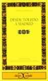 Portada de DESDE TOLEDO A MADRID