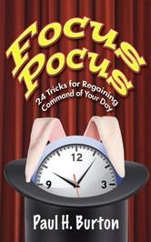 Portada de FOCUS POCUS: 24 TRICKS FOR REGAINING COMMAND OF YOUR DAY