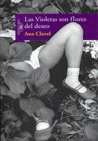 Portada de LAS VIOLETAS SON FLORES DEL DESEO (EBOOK)