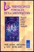 Portada de LOS VEINTICINCO PORTALES DE LA MEDITACION. MANUAL PARA ENTRAR EN EL SAMADHI