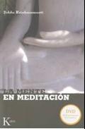 Portada de LA MENTE EN MEDITACION