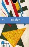 Portada de MÚSICA 1º ESO. CONTIENE CD