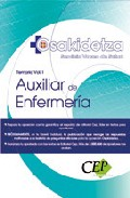 Portada de TEMARIO AUXILIAR ENFERMERIA DE OSAKIDETZA VOL.1