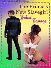 Portada de THE PRINCE'S NEW SLAVEGIRL