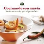 Portada de COCINANDO CON MARÍA