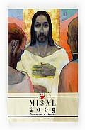 Portada de MISAL 2009: DOMINGOS Y FIESTAS